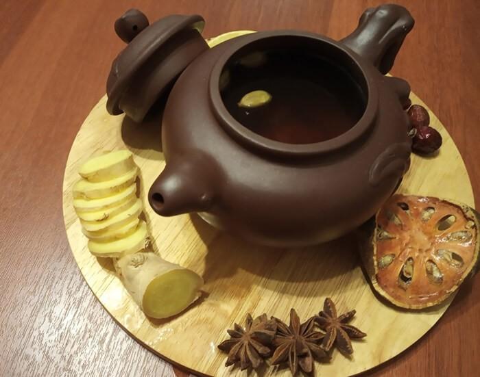 Имбирный чай со специями. Простой и вкусный рецепт. Польза и вред