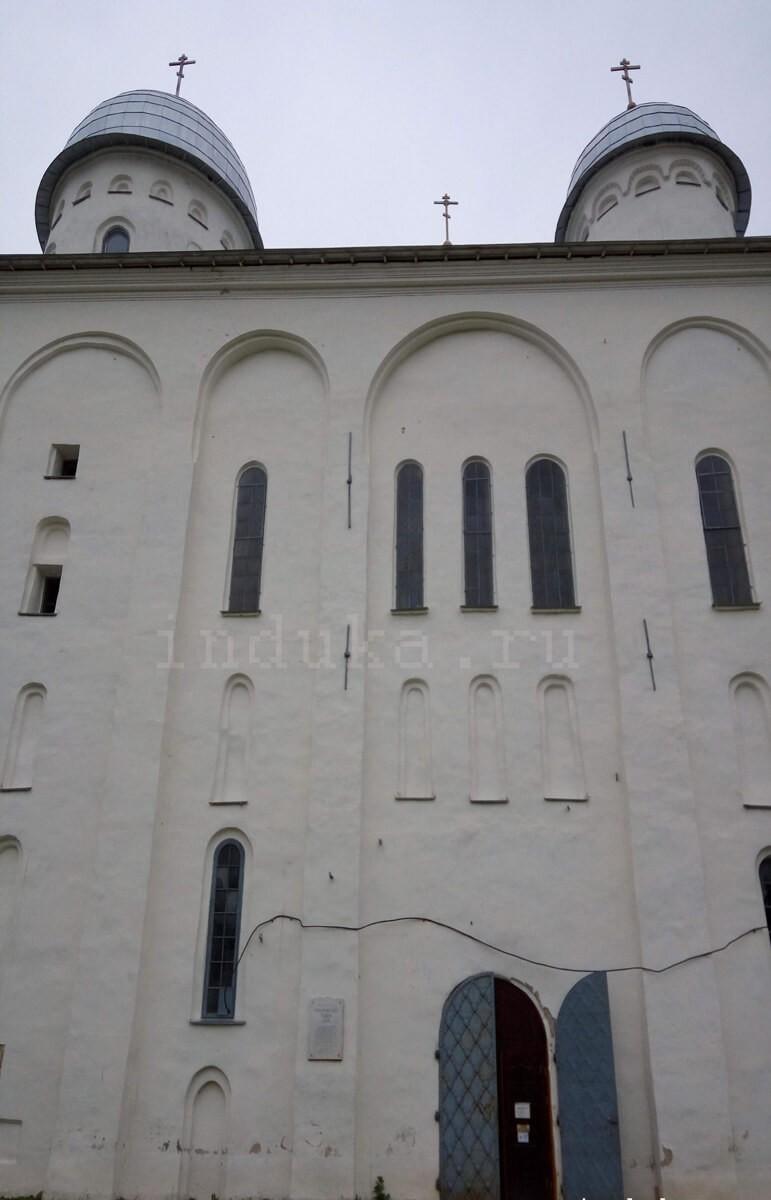 Новгородский Кремль (Детинец Великого Новгорода). Отзыв с фото и ценами
