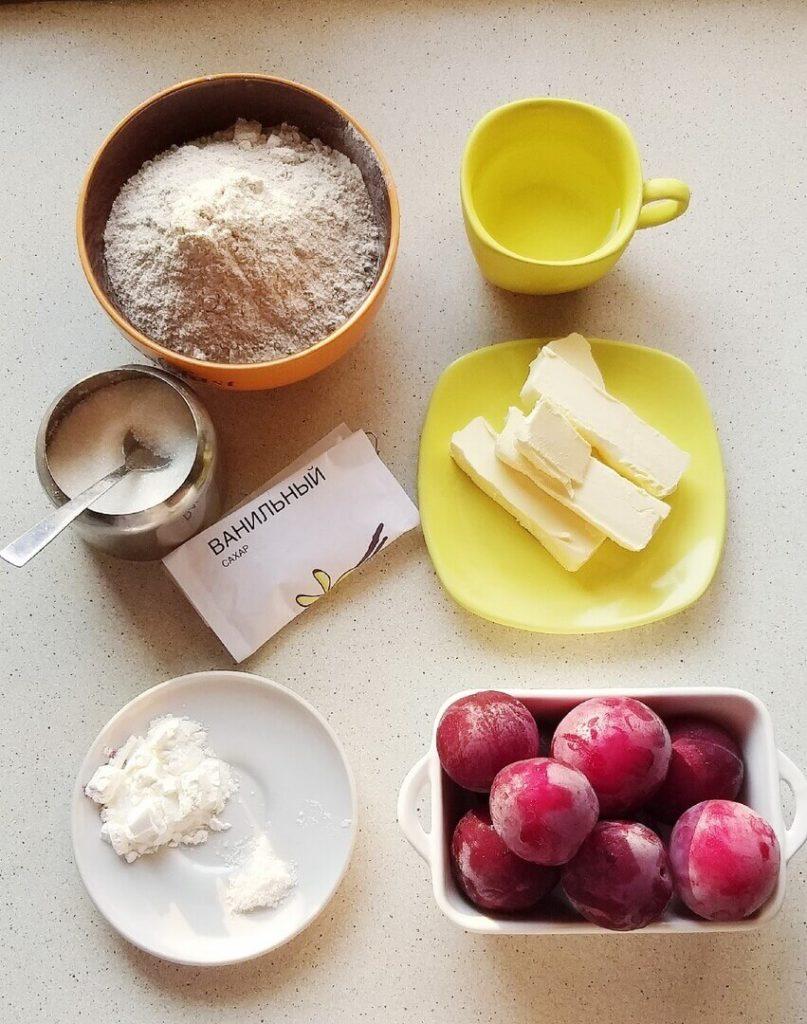 Галеты со сливой. Полезный и вкусный пошаговый рецепт в домашних условиях