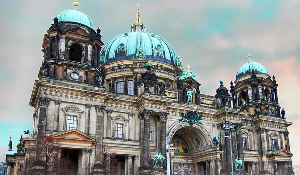 Берлин. Что посмотреть в Берлине