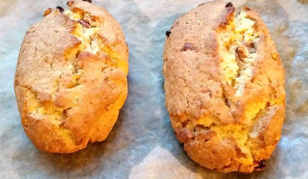 Печенье бискотти . Вкусный итальянский рецепт с орехами и сухофруктами